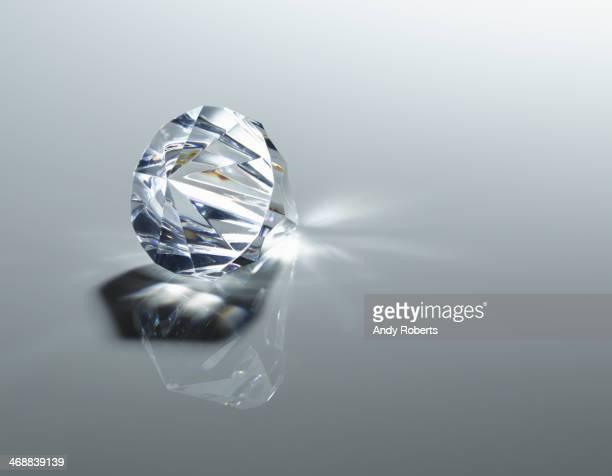 Nahaufnahme des diamond