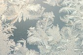 Close Up Of Frost