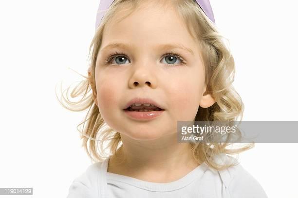 Nahaufnahme von Lächelndes Mädchen