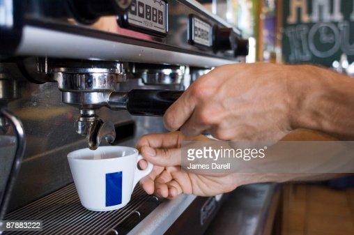 Kaffee Maschine StockFotos und Bilder  Getty Images