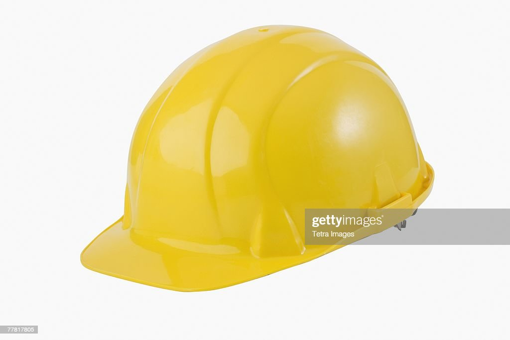 Close up of hard hat