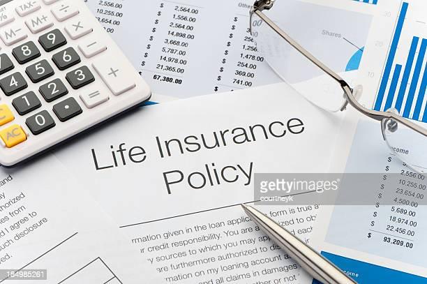 Gros plan de la vie politique relative aux assurances