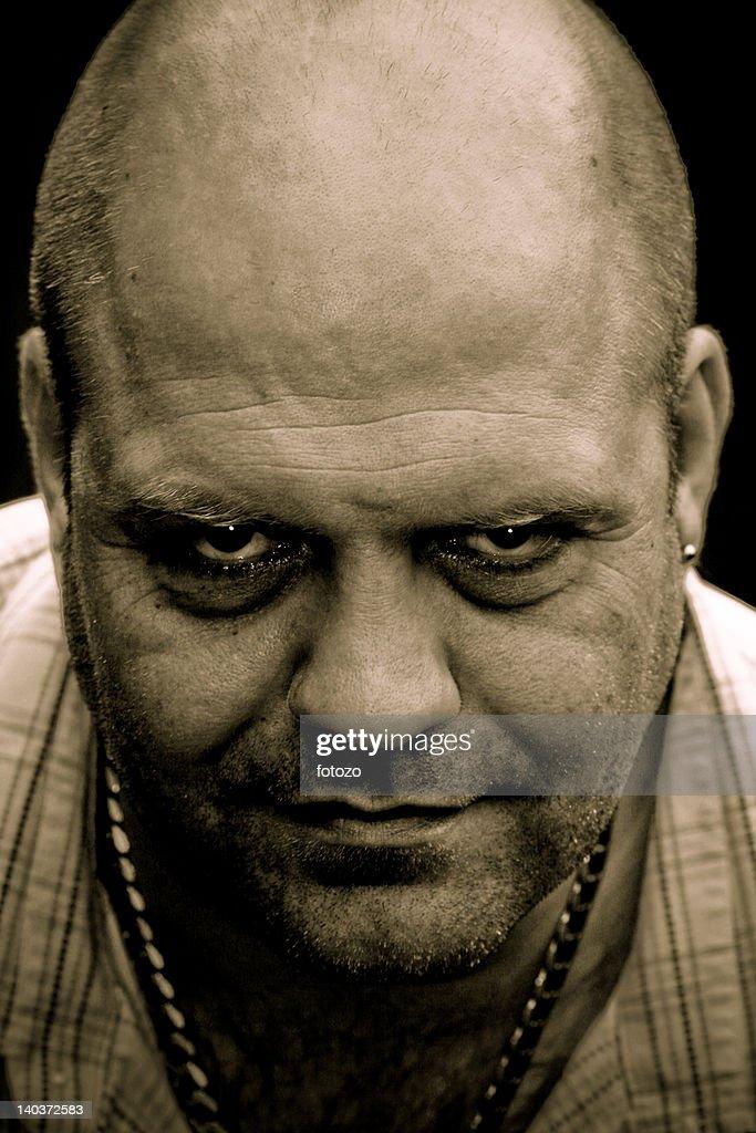 Close up of man : Stock Photo