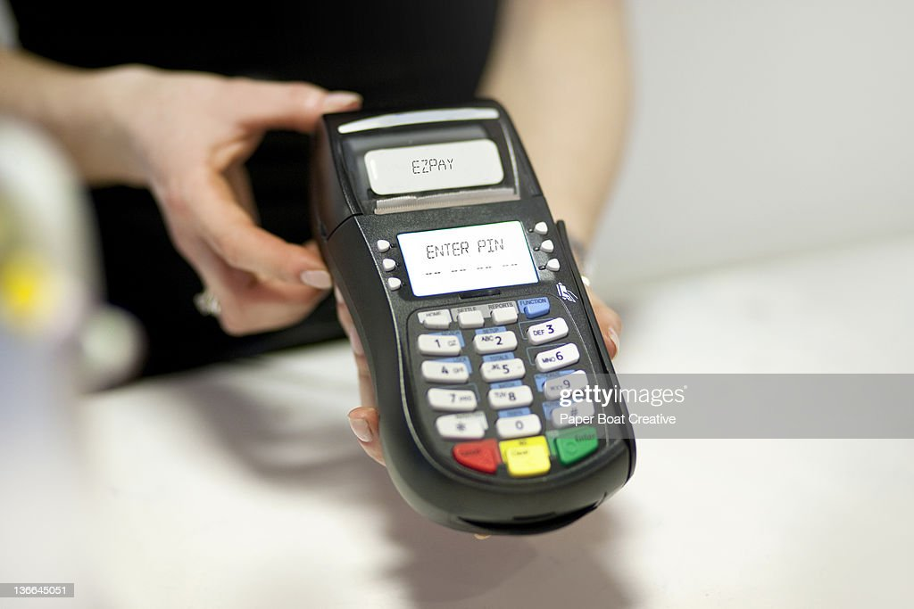 mobile card payment machine