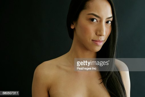 Nude mixed race women