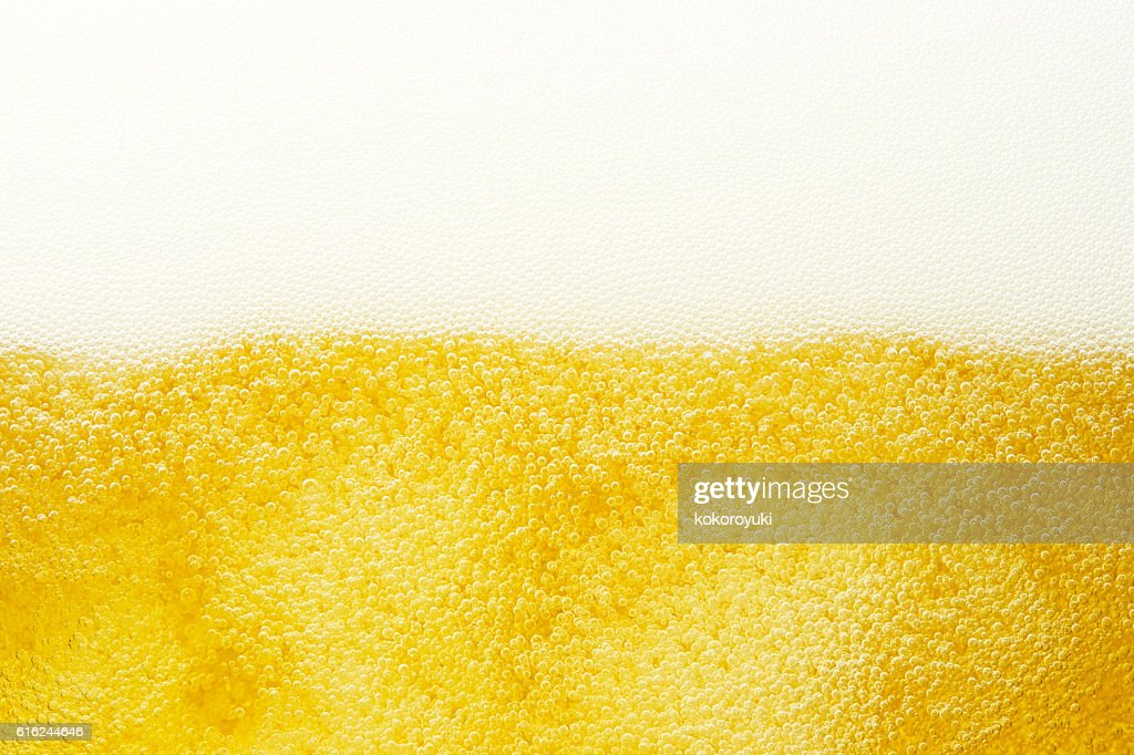 close up of the beer : Stock Photo