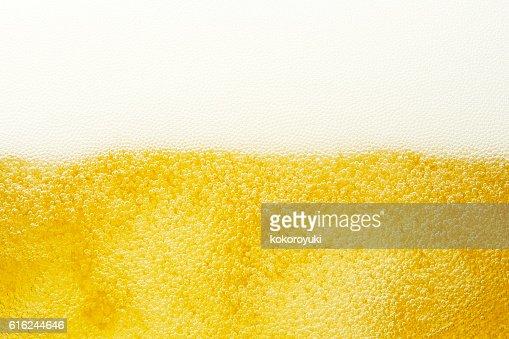 Plano aproximado da Cerveja : Foto de stock