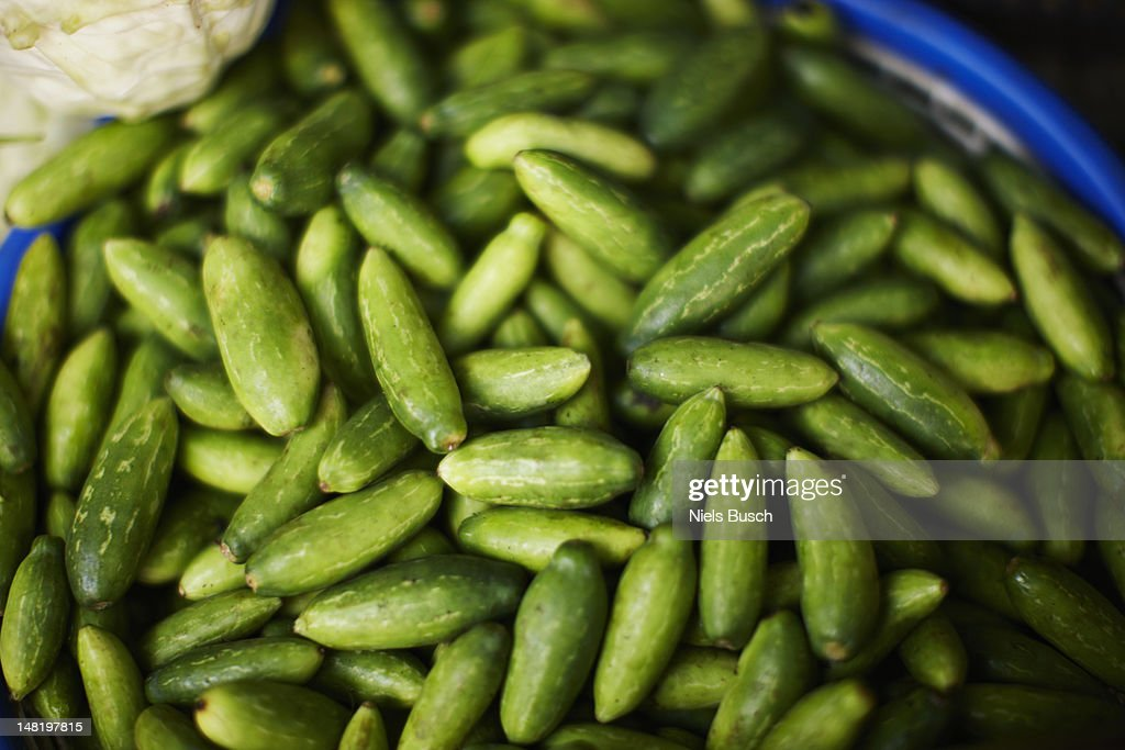 Close up of vegetables for sale : Stock Photo