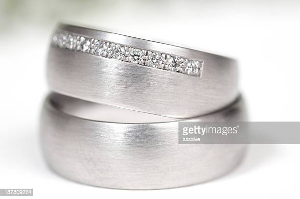 close up of wedding ring