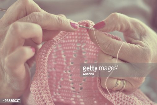 Crochet Stock Photos and Pictures Getty Images