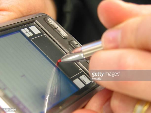 PDA - Close Up