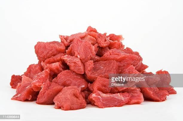 Dés de bœuf