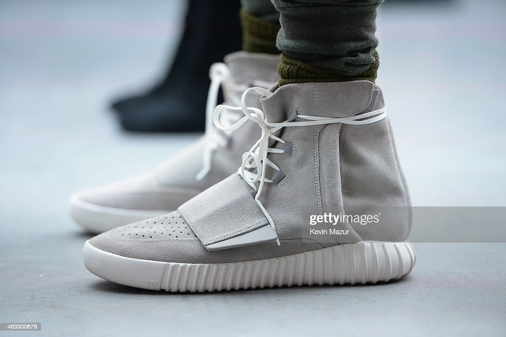 Adidas Yeezy High Tops