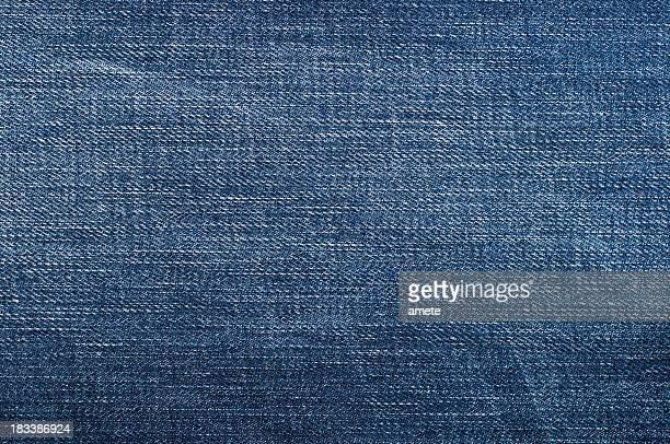 Vaquero tela azul