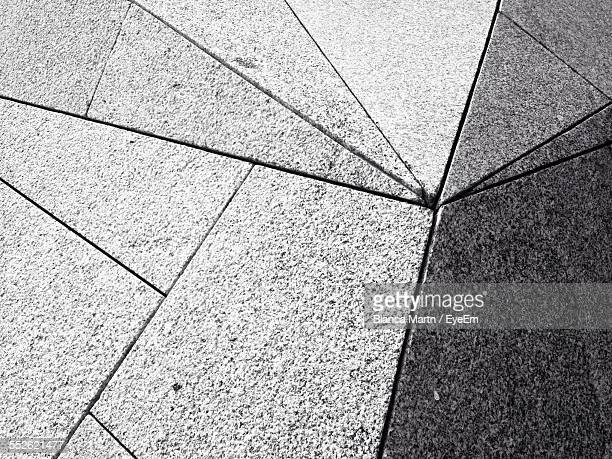 Close Up View Of Paving Stones