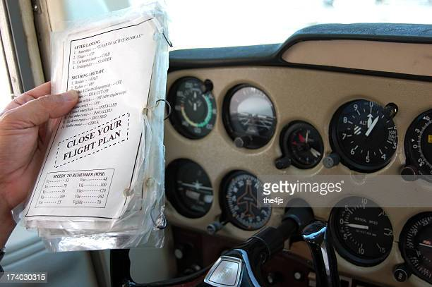 Close Your Flight Plan
