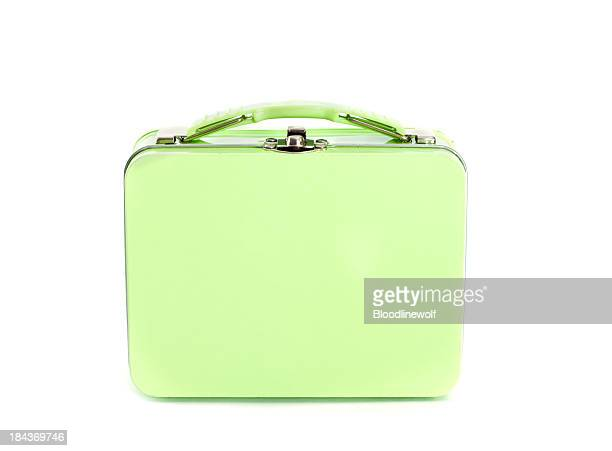 Closed Green Lunchbox