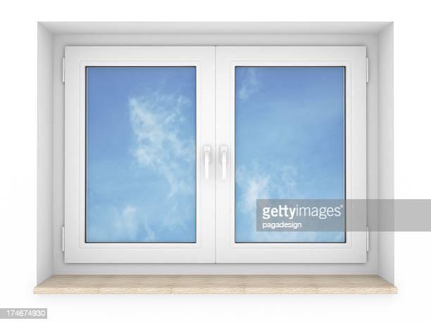 Geschlossenen Fenster