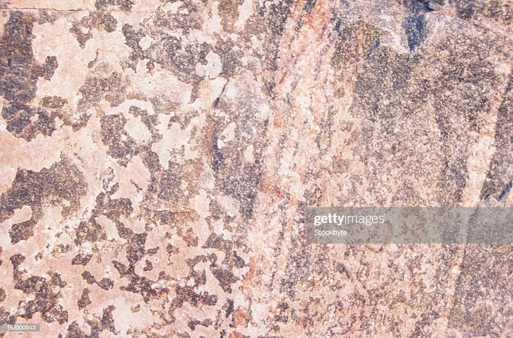 Close-Up and Detail of Rock Surface : Stock Photo
