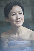 Onsen; is a Japanese hot spring. Rotenburo; is an outdoor bath.