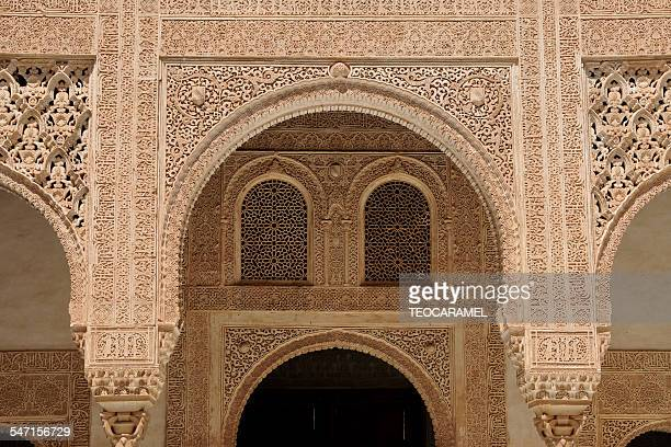 Close-up in Alhambra.