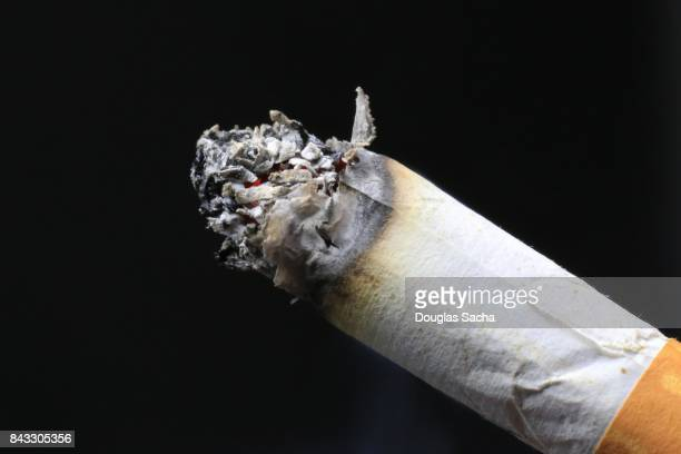 Close-Up Of a Cigarette
