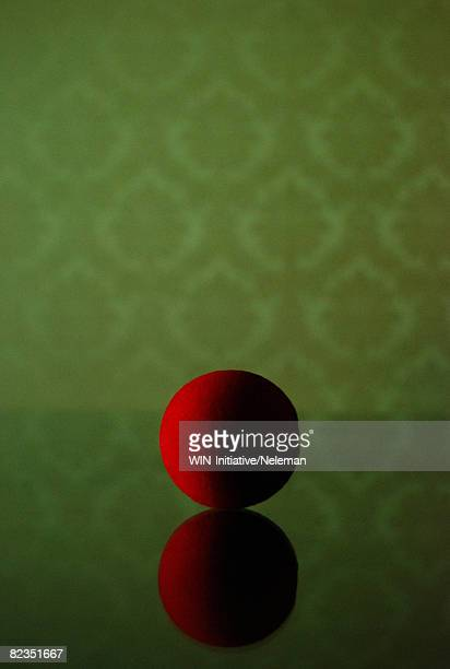 Close-up of a clown's nose, Buenos Aires, Argentina