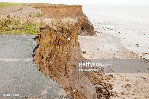 L'érosion des côtes