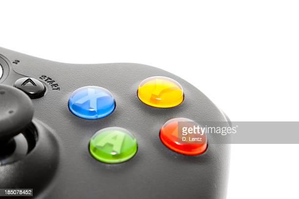 Controlador de jogos de vídeo