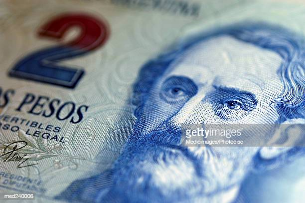 Close-up of a currency note