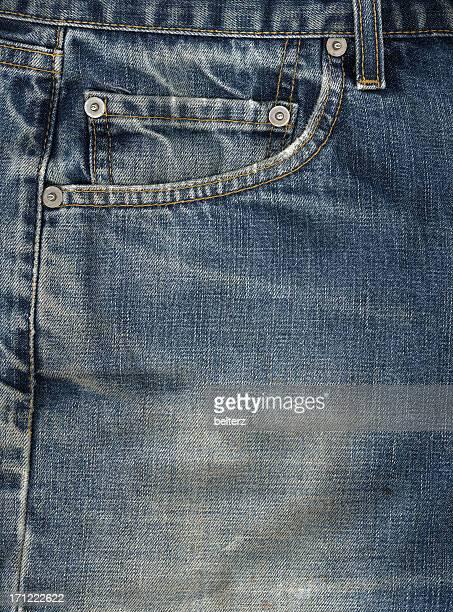 Jean à poches