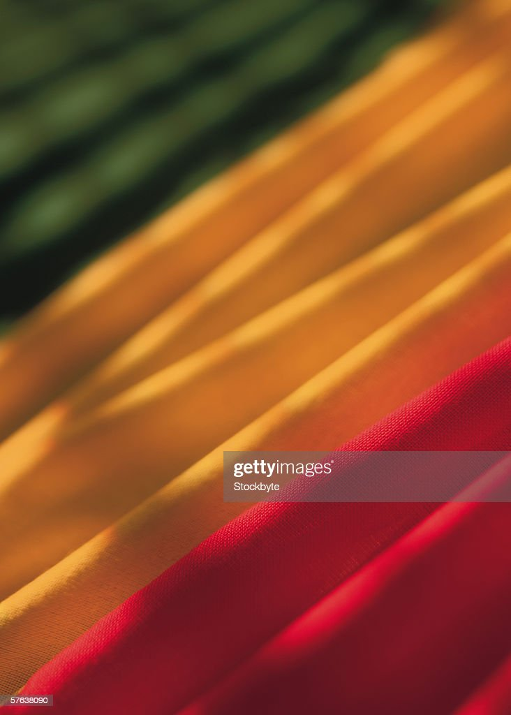 Close-up of a flag : Stock Photo
