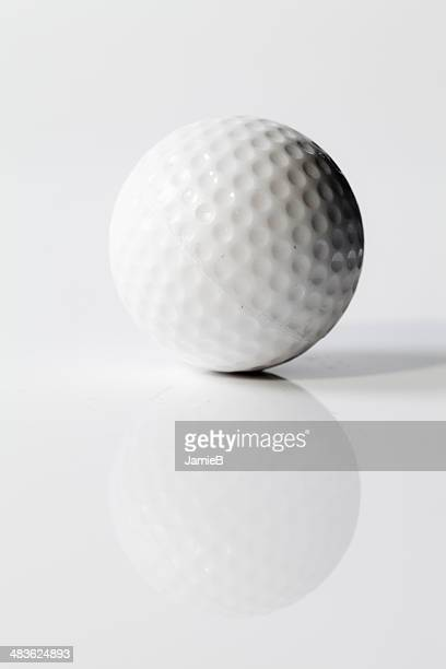 Close-up of a Golf Ball