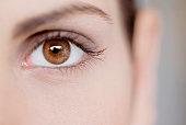 Close-up of a human eye
