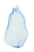 Close-up of a net bag