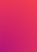 Close-up of a pink pattern