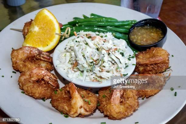 A closeup of a plate of food from Original Tiki Bar Restaurant