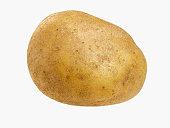 Close-up of a potato