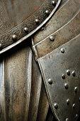 Close-up of a suit of armor, Cannon Tower, KIEK IN DE KOK, Tallinn, Estonia
