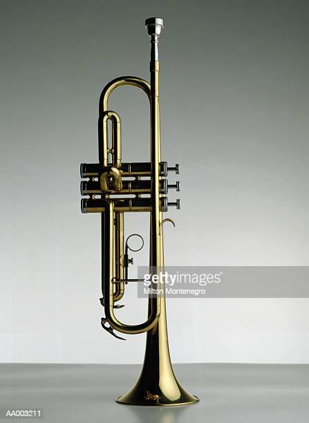 Close-up of a Trumpet