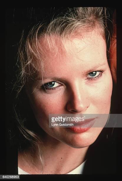 1987 Closeup of actress Kim Basinger