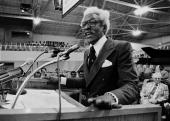 UNS: Bayard Rustin: Civil Rights Leader Posthumously Pardoned