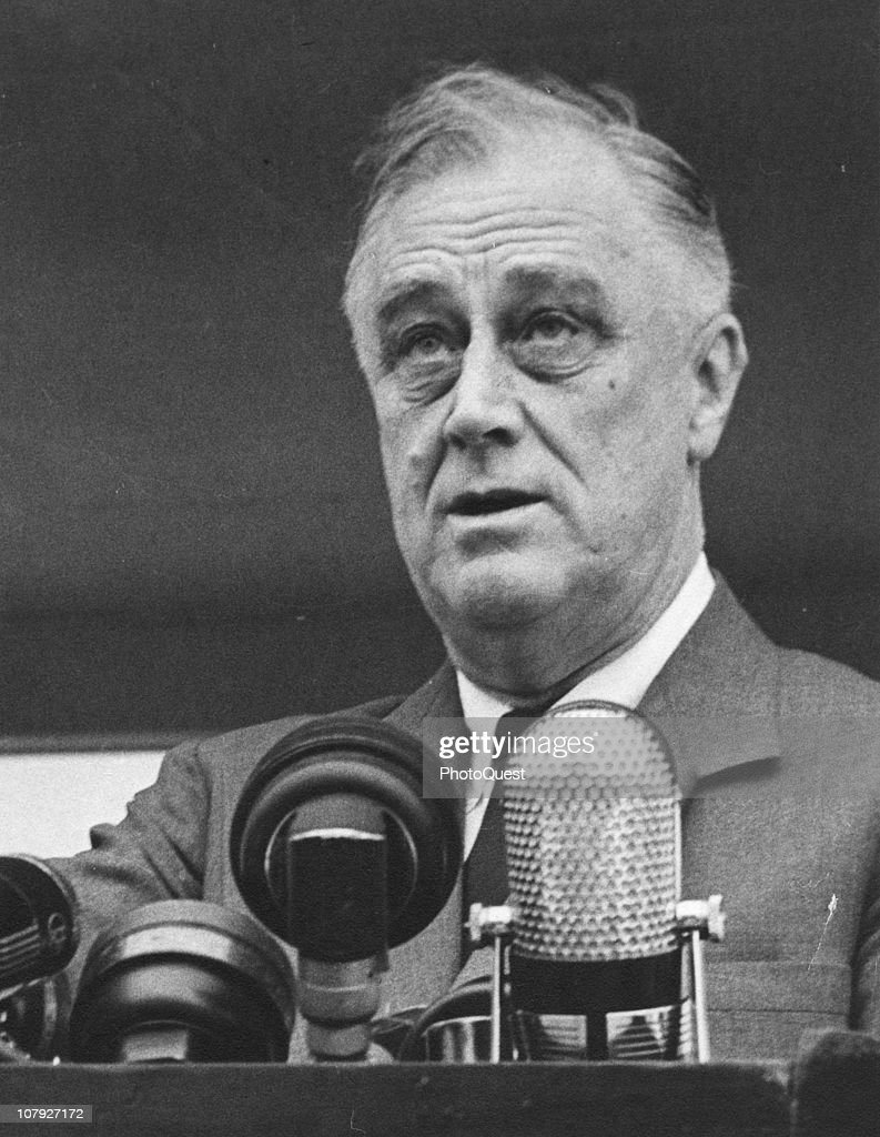 an introduction to the life of president franklin d roosevelt From roosevelt to bush: the american presidency: transformation and change franklin d roosevelt, president 1933-1945 - domestic policy since roosevelt, it has been taken for granted that the president initiates major social programmes and is responsible for the wellbeing of the.