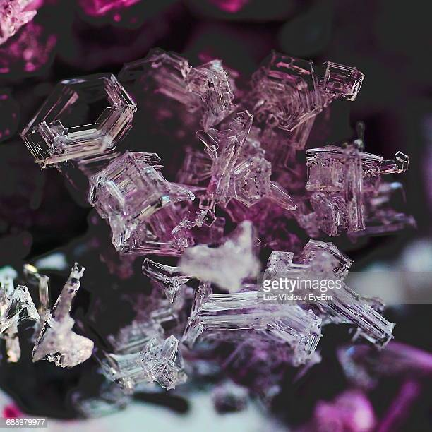 Close-Up Of Amethyst