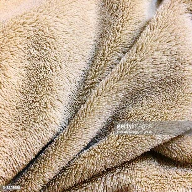 Close-Up Of Blanket