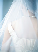 Close-up Of Bride