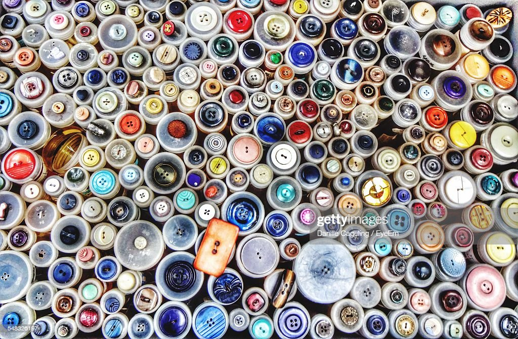 Close-Up Of Buttons