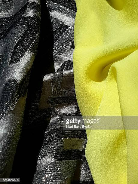 Close-Up Of Chiffon Fabrics