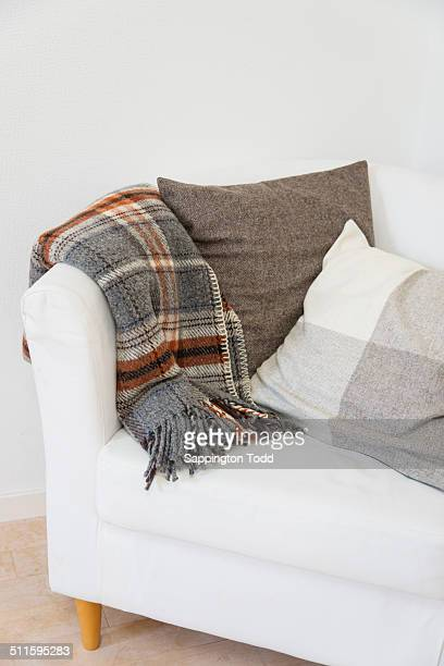 Close-up Of Couch