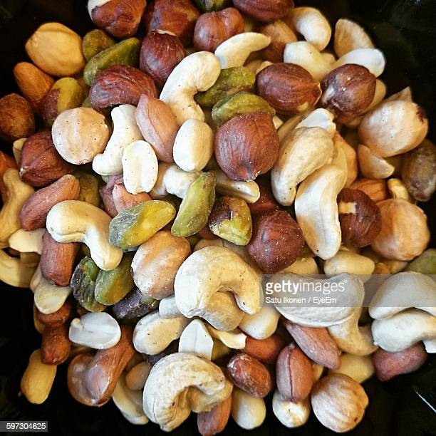 Close-Up Of Dry Fruits